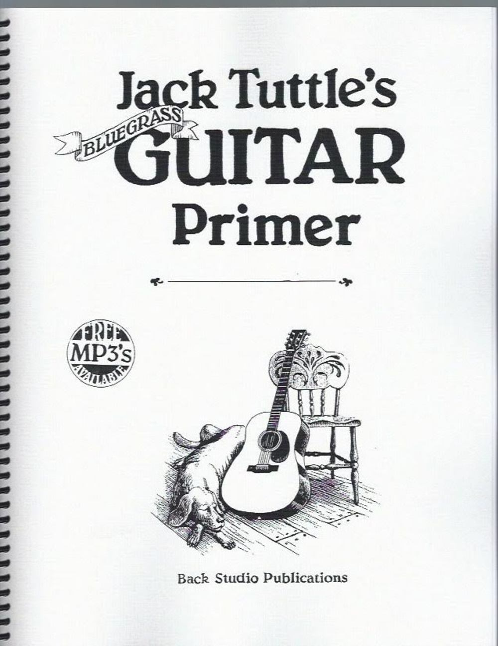 Jack Tuttle's Bluegrass Guitar Primer