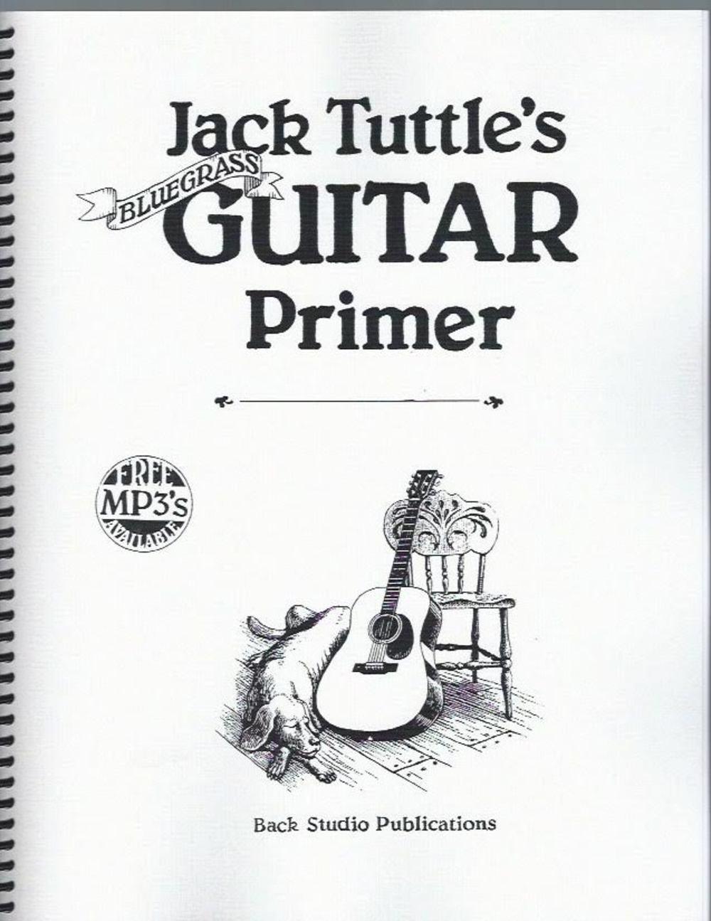 Jack Tuttle's Bluegrass Guitar Primer