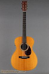 2013 Martin Guitar OM-28E Retro Image 9