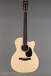 Santa Cruz Guitar OM/Pre War, Custom, Cutaway NEW Image 9