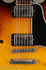 2004 Gibson Guitar '63 ES-335 Historic Reissue Vintage Sunburst Image 11