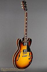 2004 Gibson Guitar '63 ES-335 Historic Reissue Vintage Sunburst Image 2