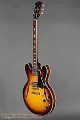 2004 Gibson Guitar '63 ES-335 Historic Reissue Vintage Sunburst Image 8