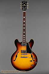 2004 Gibson Guitar '63 ES-335 Historic Reissue Vintage Sunburst Image 9
