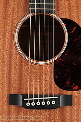 Martin Guitar Dreadnought Jr., 2e Sapele NEW Image 11
