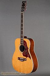C. 1970 Yamaha Guitar FG-300 Red Label Image 8