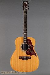 C. 1970 Yamaha Guitar FG-300 Red Label Image 9