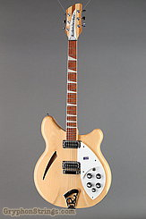 2010 Rickenbacker Guitar 360 Natural