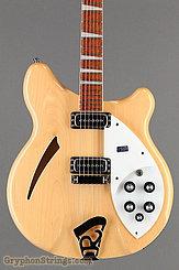 2010 Rickenbacker Guitar 360 Mapleglo Image 10