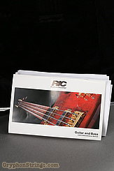2010 Rickenbacker Guitar 360 Mapleglo Image 22
