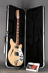 2010 Rickenbacker Guitar 360 Mapleglo Image 23