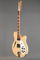 2010 Rickenbacker Guitar 360 Mapleglo Image 8