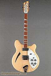 2010 Rickenbacker Guitar 360 Mapleglo Image 9
