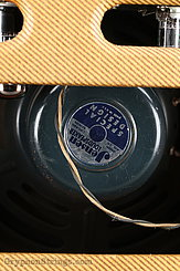 1958 Fender Amplifier Deluxe Image 6