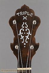 c. 1928 Lang/Triple X Banjo Style A Image 16