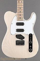 2013 Anderson Guitar T Classic Contoured Translucent White Image 10