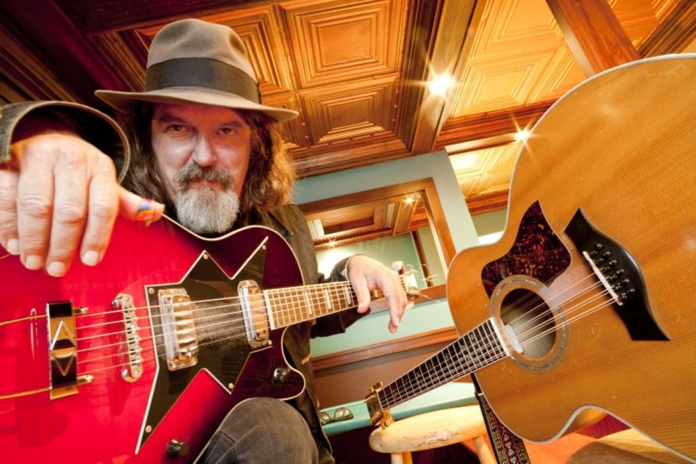 1/12/2019 - Peter Case's Songwriting Workshop - A class that all levels of songwriters can enjoy.