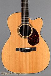 2012 Santa Cruz Guitar OM/PW Cutaway Image 10