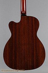 2012 Santa Cruz Guitar OM/PW Cutaway Image 12
