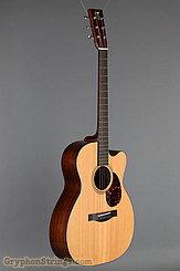 2012 Santa Cruz Guitar OM/PW Cutaway Image 2