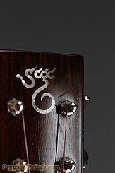 2012 Santa Cruz Guitar OM/PW Cutaway Image 20