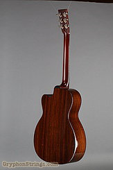 2012 Santa Cruz Guitar OM/PW Cutaway Image 4