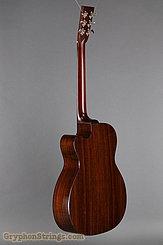 2012 Santa Cruz Guitar OM/PW Cutaway Image 6