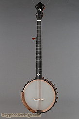 "Ome Banjo Wizard 11"" Mahogany, Antigued Brass NEW"