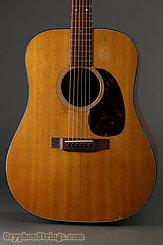 1965 Martin Guitar D-18 Image 1