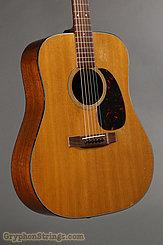 1965 Martin Guitar D-18 Image 5