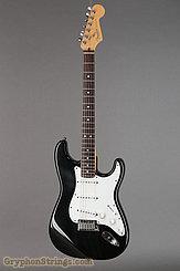 1999 Fender Guitar American Standard Stratocaster Black Image 1