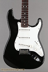 1999 Fender Guitar American Standard Stratocaster Black Image 10