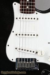 1999 Fender Guitar American Standard Stratocaster Black Image 11