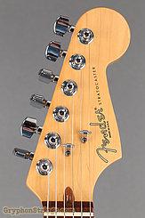 1999 Fender Guitar American Standard Stratocaster Black Image 13