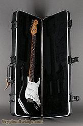 1999 Fender Guitar American Standard Stratocaster Black Image 19