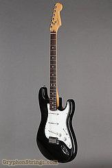 1999 Fender Guitar American Standard Stratocaster Black Image 8