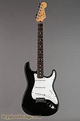 1999 Fender Guitar American Standard Stratocaster Black Image 9