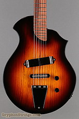 Rick Turner Guitar Model T Deluxe Sunburst NEW Image 10