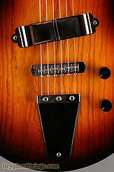 Rick Turner Guitar Model T Deluxe Sunburst NEW Image 11