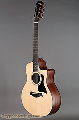 Taylor Guitar 356ce NEW Image 8