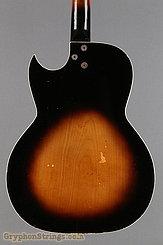 c. 1963 Kay Guitar K571 Thinline Speed Demon Image 11