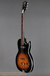 c. 1963 Kay Guitar K571 Thinline Speed Demon Image 8