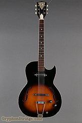 c. 1963 Kay Guitar K571 Thinline Speed Demon Image 9