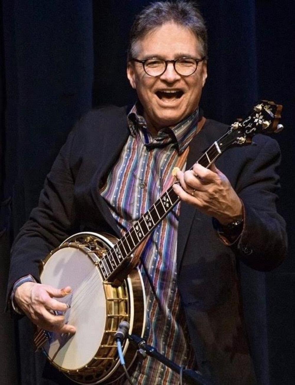 1/26/2019 - Bill Evans-Up The Neck Backup for Bluegrass Banjo (all levels)