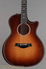 Taylor Guitar 614ce Builder's Edition Wild Honey Burst NEW Image 10