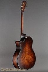 Taylor Guitar 614ce Builder's Edition Wild Honey Burst NEW Image 6