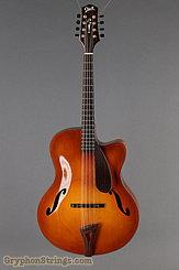2011 Clark Octave Mandolin GOM, Guitar-Body Octave Mandolin w/Cutaway
