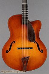 2011 Clark Octave Mandolin GOM, Guitar-Body Octave Mandolin w/Cutaway Image 10