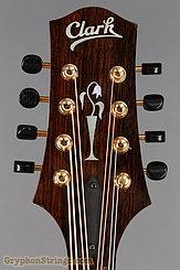 2011 Clark Octave Mandolin GOM, Guitar-Body Octave Mandolin w/Cutaway Image 13