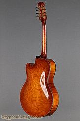 2011 Clark Octave Mandolin GOM, Guitar-Body Octave Mandolin w/Cutaway Image 4